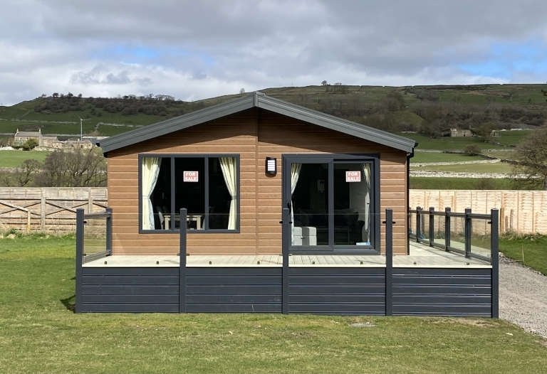 Willerby Clearwater Lodge 40' x 20' 2 bed